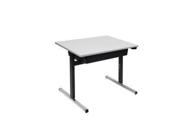 600w T-leg student desk