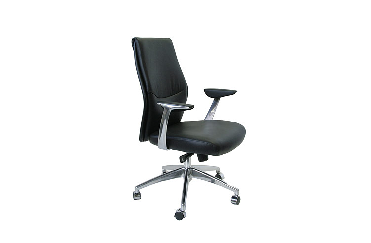 Cobra M Back Leather Chair Ddk Commercial Office Furniture