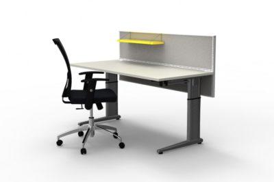 ergo frame wind up desk