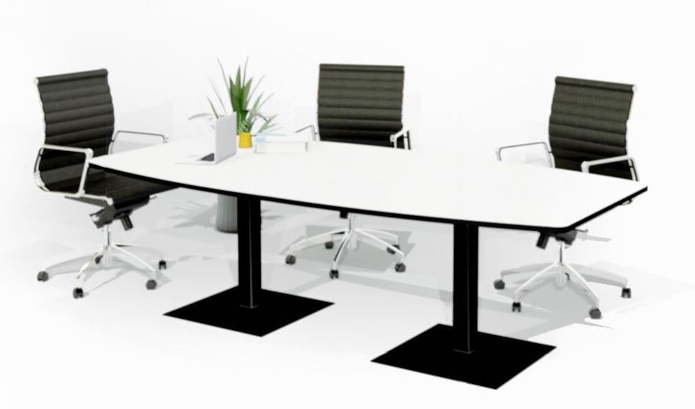 Scope boardroom table ddk commercial office furniture for Table th scope