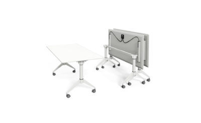 Tiltscopic Mobile Flip Table Base+++
