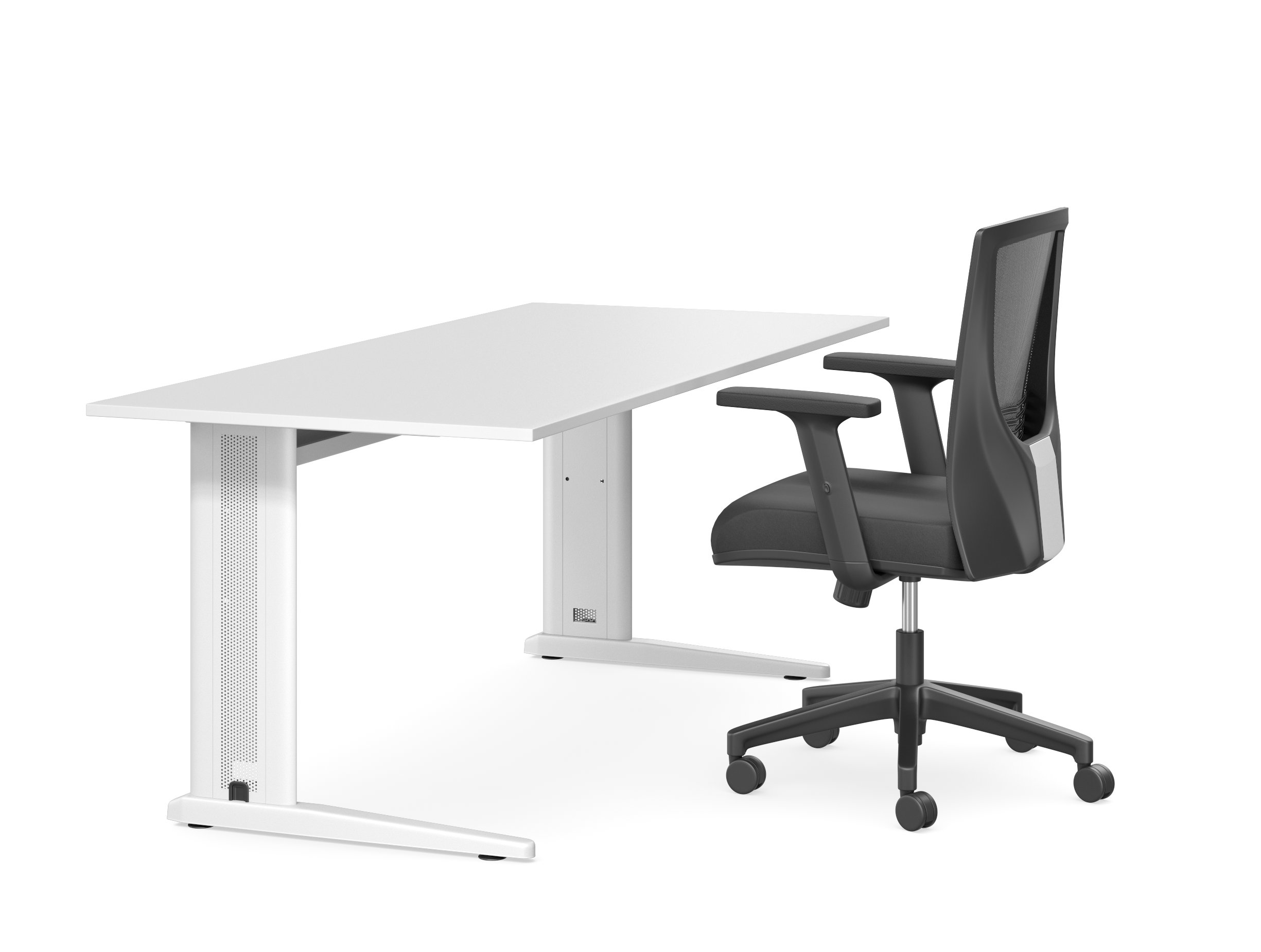 ergo adjustable desk rate computer height electric most elevator first flair